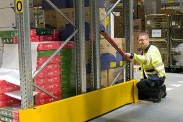 Pallet Rack Inspection Services