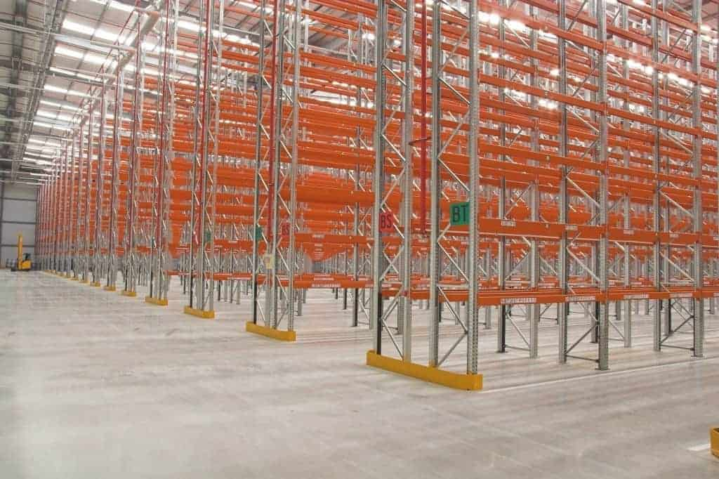 Dexion P90 Pallet Racking System