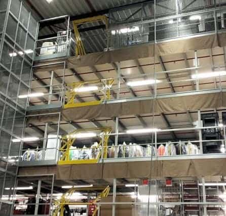 Multi-Tier Pallet Racking