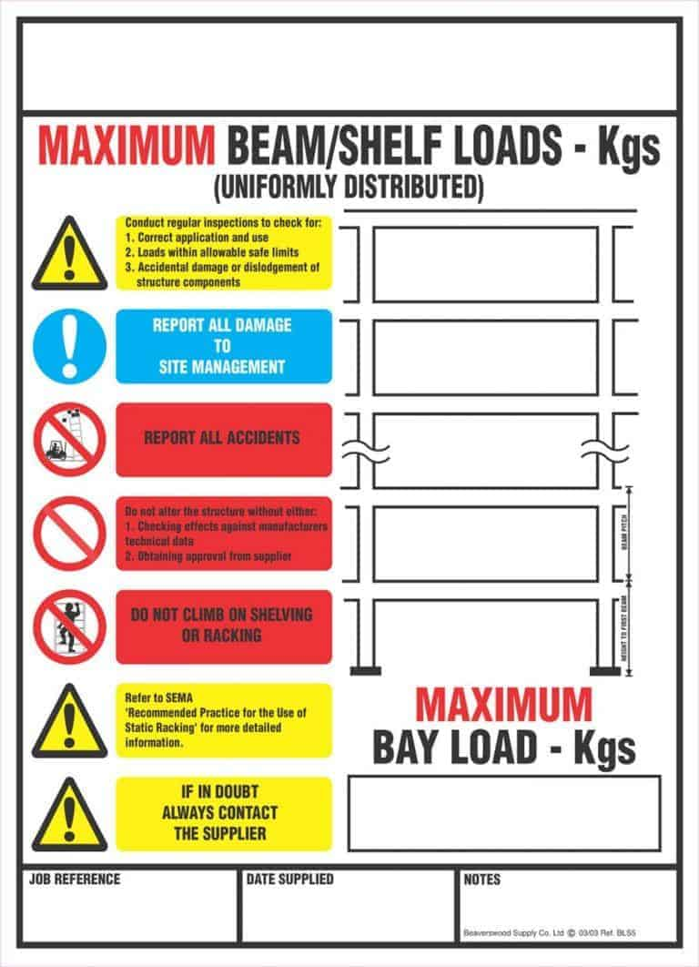 Safety Notices