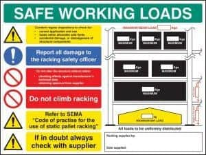 Safety Load Notices